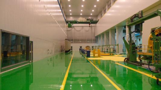 厂房环氧地坪